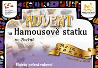 Advent na Hamousově statku ve Zbečně