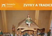 Vánoční těšení - Šrámkův statek v Pileticích Hradec Králové