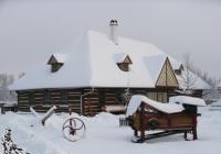 Vánoce v Podorlickém skanzenu v Krňovicích