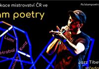 Olomouc: Kvalifikace Mistrovství ČR ve slam poetry 2019
