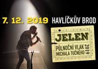 Půlnoční vlak Michala Tučného - Havlíčkův Brod