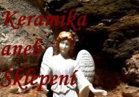 Keramika aneb Sklepení plné andělů - Zámek Ratibořice