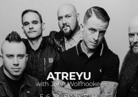 Atreyu v Brně
