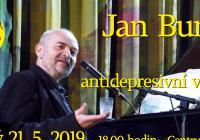 Jan Burian: Jarní antidepresivní večírek