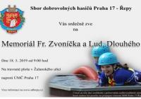 O pohár starostky - Praha Řepy