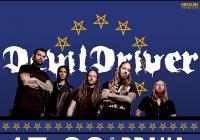 Devildriver v Praze