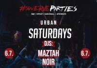 Swerve hip-hop party