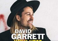 David Garrett v Praze