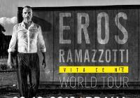 Eros Ramazzotti v Praze