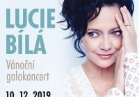 Lucie Bílá v Praze