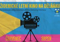 Židenické letní kino na Dělňáku - Trabantem tam a zase zpátky