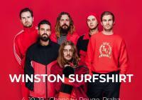 Winston Surfshirt v Praze