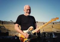 letní kino: David Gilmour v Pompejích