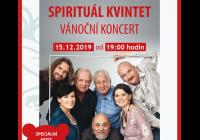 Spirituál kvintet - Vánoční koncert