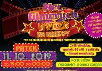 Noc filmových hvězd - Praha