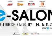 E-salon Veletrh čisté mobility 2019