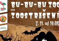 Zoostrašení v Zoo Plzeň