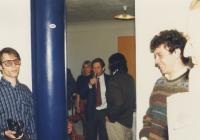 Svazy, skupiny a spolky: před a po Sametu