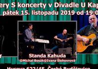 Večery S 2019 - Pták Lajf, S. Kahuda, Stráníci