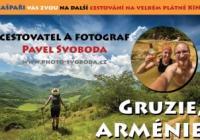 Gruzie Arménie a Náhorní Karabach - Kino Polná