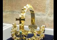 Kopie koruny Karla Velikého