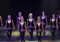 Irská taneční show