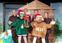 Vánoční loutkové revue
