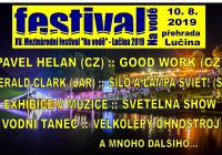 Festival Na vodě - Lučina - Tvarožná Lhota