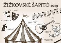 Žižkovské šapitó Patrola Šlapeto - Praha