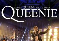 Queenie - world QEEEN tribute band - koncert Praha