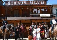 Slavnostní zahájení letní sezóny - Šiklův mlýn Zvole