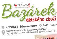 Bazárek dětského oblečení - Jablíčkov Praha