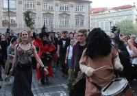 Malostranské čarodějnice v Praze