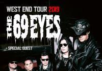 The 69 Eyes v Praze