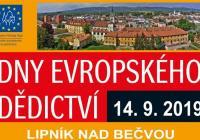Dny evropského dědictví - Lipník nad Bečvou