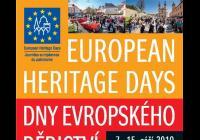 Dny evropského dědictví - Ostrov