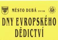 Dny evropského dědictví - Dubá