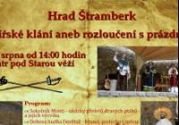 Rozloučení s prázdninami na hradě Štramberk