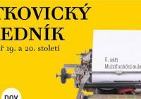 Vítkovický úředník / kancelář 19. a 20. století