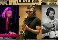 Jazz trio - Holík, Palisa a Jandík
