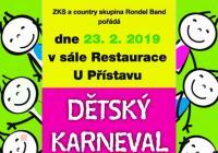 Karneval pro děti - Praha Zbraslav