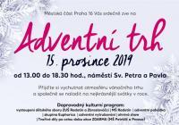 Adventní trh - Praha Radotín