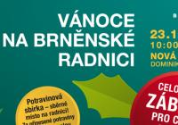 Vánoce na Nové radnici - Brno