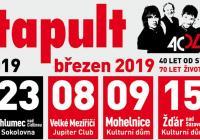 Katapult tour - Semily