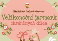 Velikonoční jarmark chráněných dílen - Praha 8