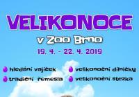 Velikonoce - Zoo Brno