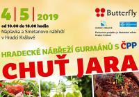 Hradecké nábřeží gurmánů s ČPP - Chuť jara
