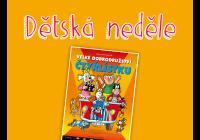 Dětská neděle - Velké dobrodružství Čtyřlístku - CineStar České Budějovice Igy Centrum