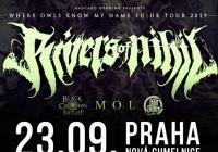 Rivers of Nihil v Praze