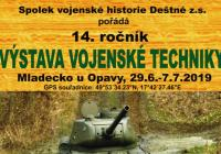 Výstava vojenské techniky